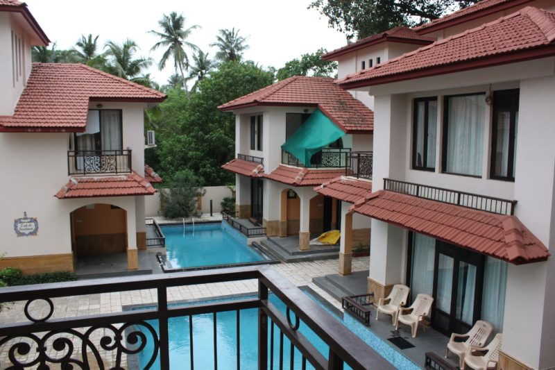 3 BR Calangute villa for rent