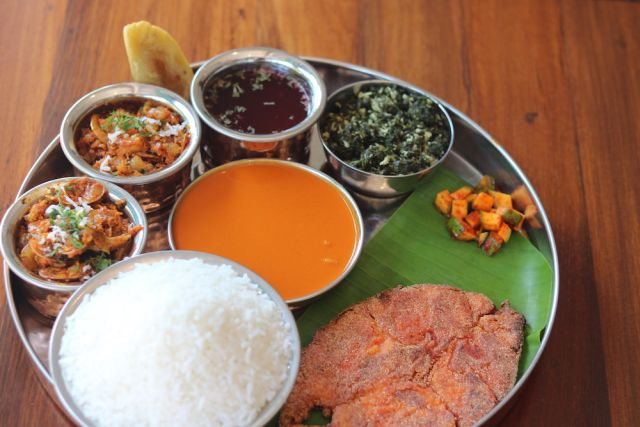 Food Options in Goa
