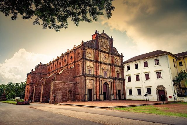 Churches of Goa -Pic Courtesy Source