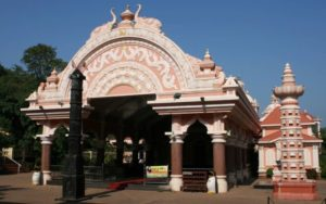 Famous Temples at Goa - Mahalaxmi Temple, Ponda - Pic Courtesy Source