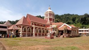 Best Temples of Goa to visit - Shantadurga Devi Mandir, Ponda- Pic Courtesy Source