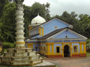 Old Temples of Goa - Shri Saptakoteshwar Temple, Narve- Pic Courtesy Source
