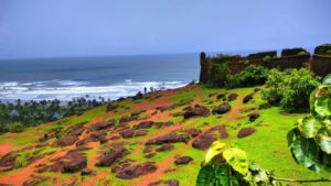 Chapora Fort in Goa