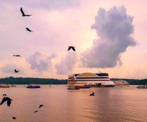 North Goa Casino - Image Courtesy Source