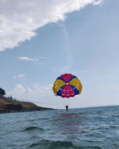 North Goa Water sports - Image Courtesy Source